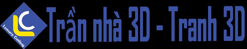 TRANH 3D - TRẦN NHÀ 3D - LUXURY CEILING